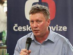 Výkonný ředitel ČT art Tomáš Motl