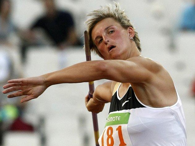 Oštěpařka Barbora Špotáková bude na olympijských hrách v Pekingu největší českou nadějí na zlato.