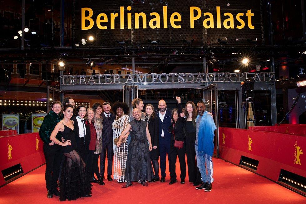 70. ročník festivalu Berlinale v Theater at Potsdamer Platz v Berlíně