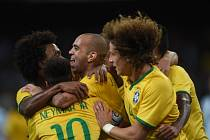 Brazílie se raduje z výhry nad Argentinou