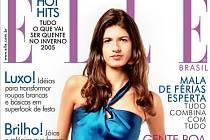 Módní časopis Elle, ilustrační foto.