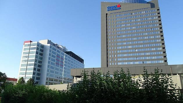 Centrála České spořitelny v Praze