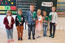 Děti ze Základní školy Světnov si užívaly první školní den