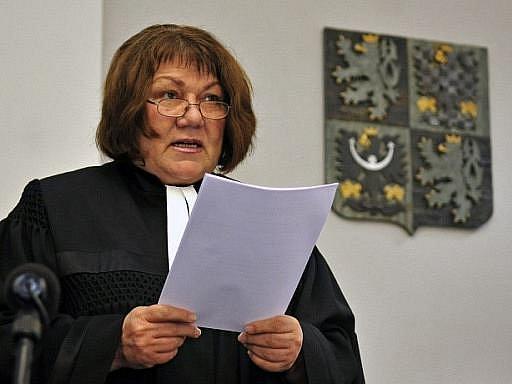 Eliška Wagnerová, místopředsedkyně Ústavního soudu