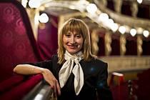 Tanečnice, pedagožka a fotografka Daria Klimentová