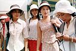 Mladé Kambodžanky