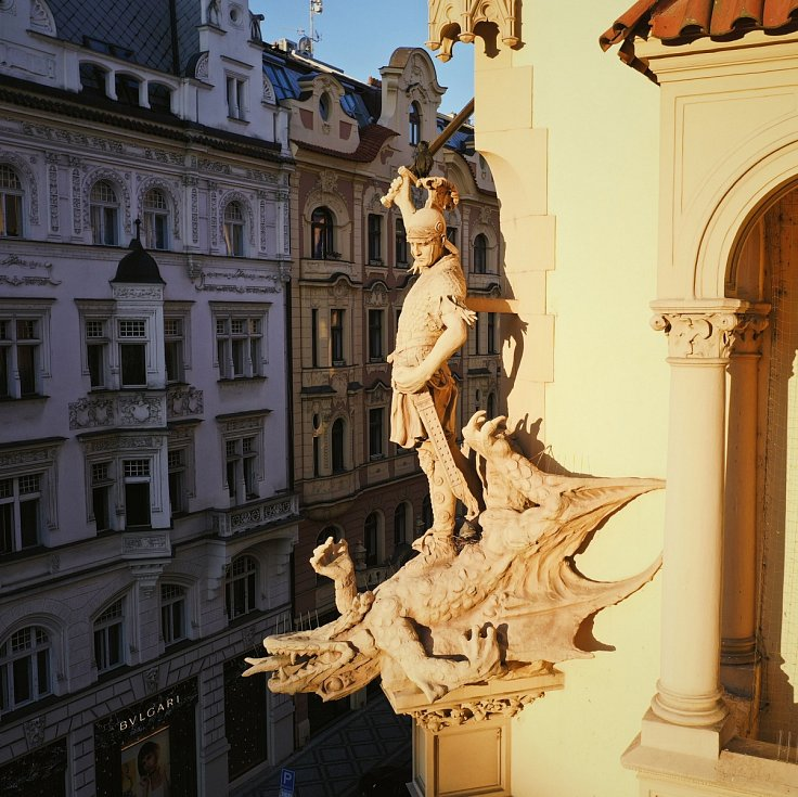 Grant Prahy: Střešní strážci Prahy