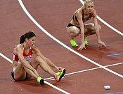 Zuzana Hejnová na mistrovství světa v atletice v Londýně