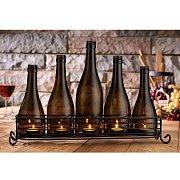 Výtvory z lahví od vína