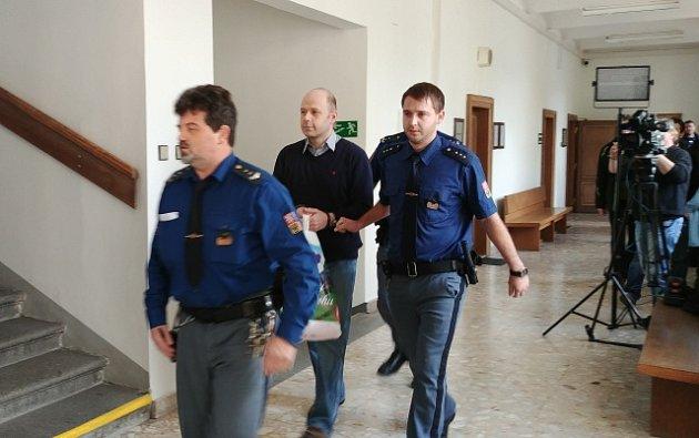 Martin Kostner u soudu