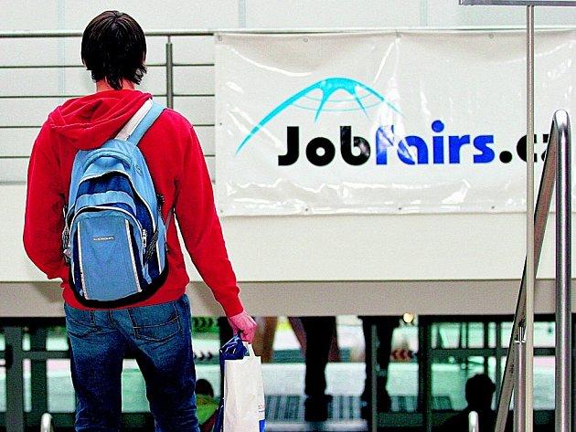 Pracovní veletrh představuje šanci nejen pro studenty.