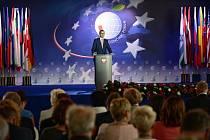Ekonomické forum v polské Krynici