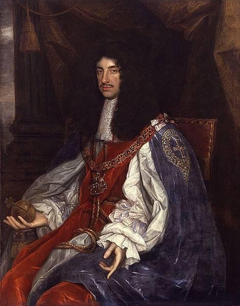 Král Karel II.