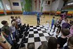 Pro organizátory Díky, trenére není malého sportu. Uspět mohou i šachisté.