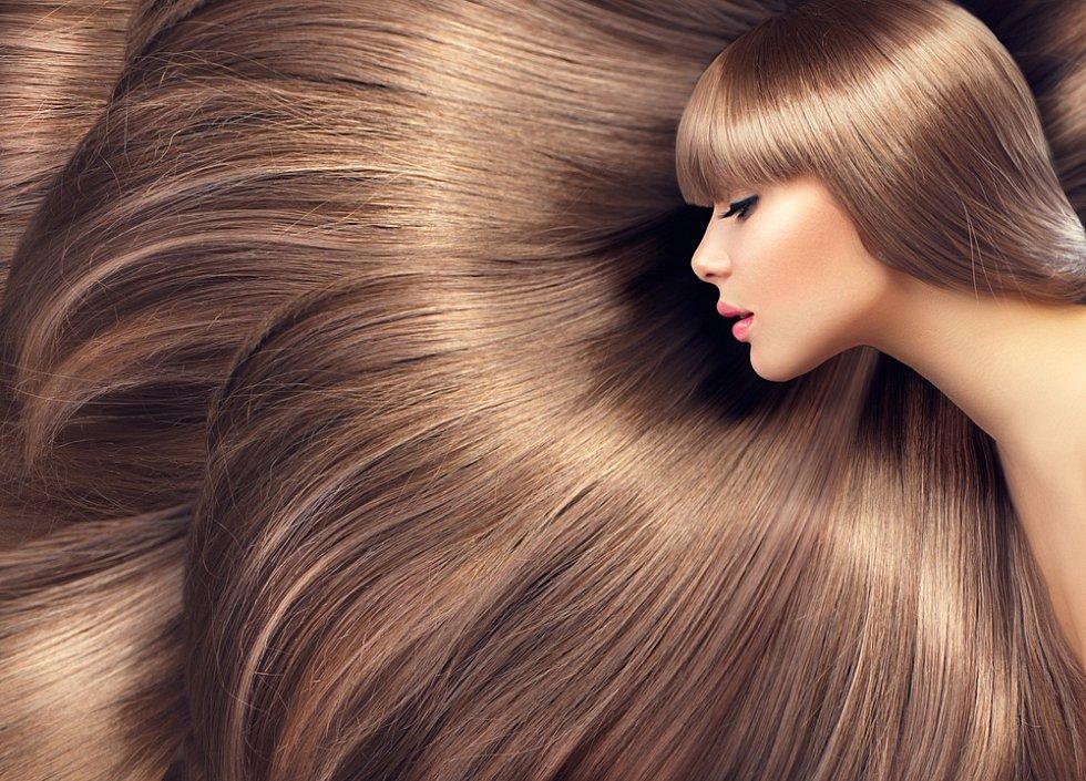 O vlasy je nutné pečovat.