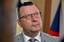 Bývalý ministr kultury Antonín Staněk