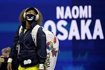 Japonská tenistkaNaomi Ósakaová.