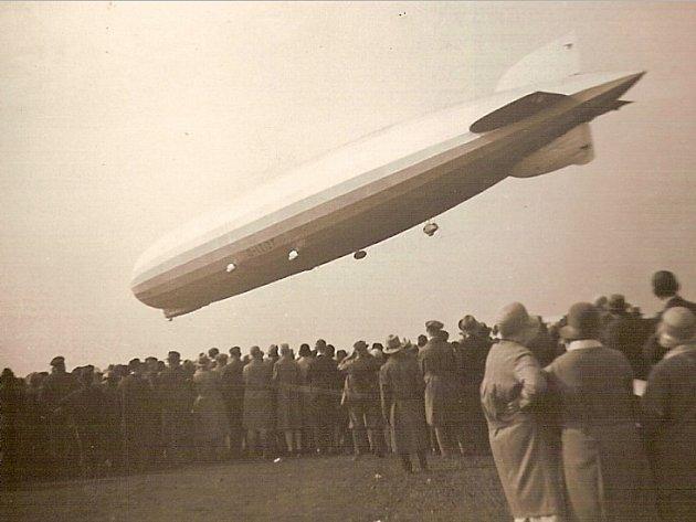 vzducholoď LZ 127
