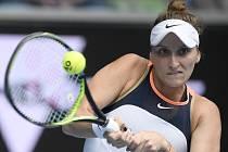 Markéta Vondroušová na Australian Open
