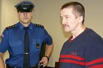 Pavel Kotva u soudu