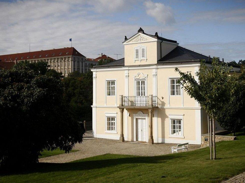 Lubeho vila v Praze