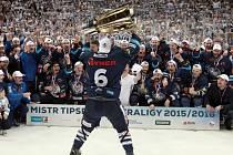 Radost hokejových šampionů z Liberce
