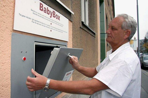 Babybox v Brně. Ilustrační foto