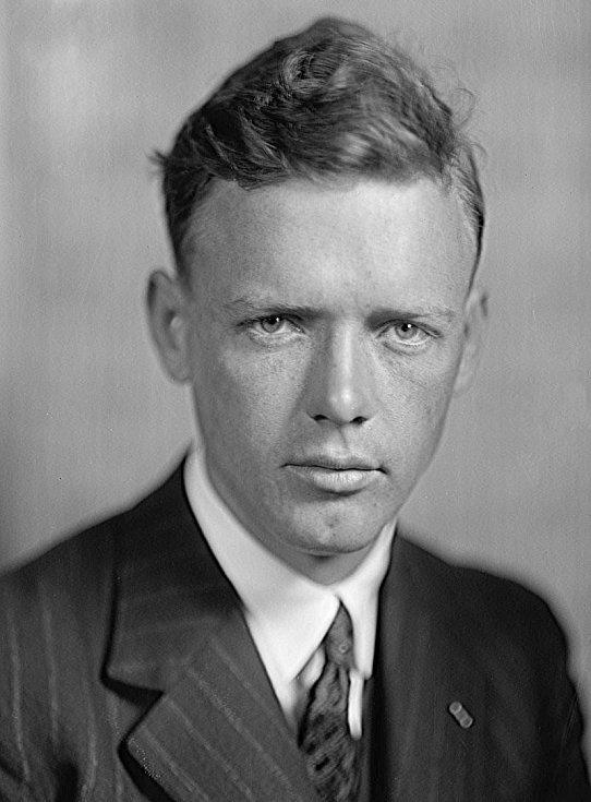 Charles A. Lindbergh, letec, důstojník a bohužel ne úplně dobrý politický a válečný prognostik