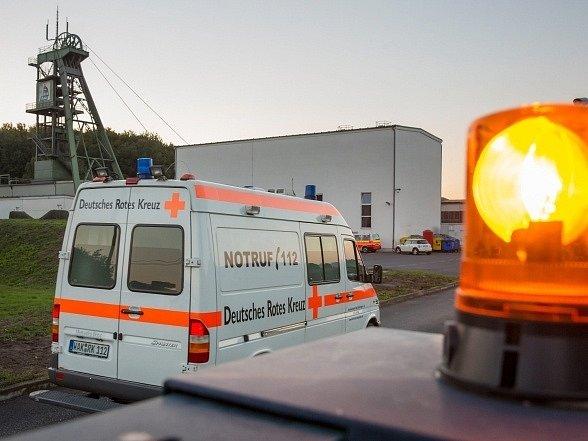 Výbuch plynu v německém draselném dole si vyžádal tři mrtvé.
