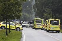 Střelba v norské mešitě