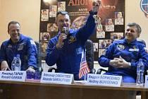 Posádka kosmické loď Sojuz TMA-21