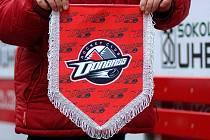 Hokejový klub Donbass Doněck (ilustrační foto).