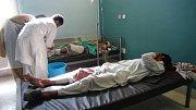 Útok hnutí Tálibán ve městě Gardez v Aghánistánu
