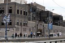 Jemenské hlavní město po dvou leteckých úderech