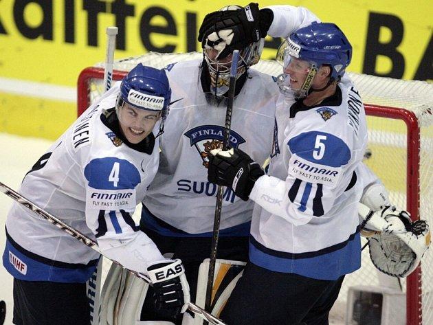 Hokejisté Finska prozatím na šampionátu ve Švýcarsku neprohráli.