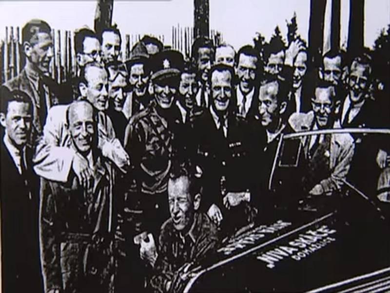 Skautská organizace posloužila jako základna odboje