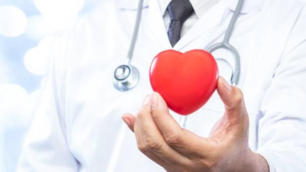 Srdce a lékař - Ilustrační foto