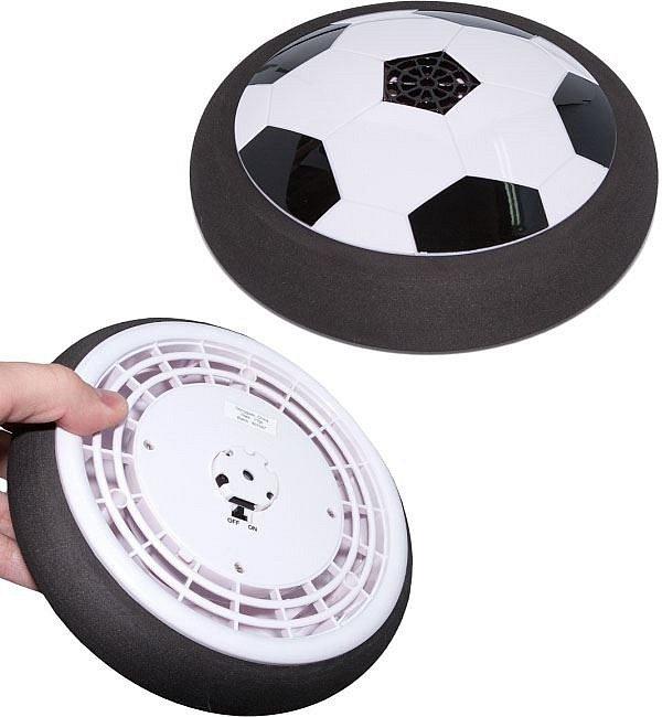 Fotbalový míč do interiéru Air disk