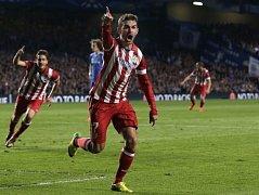 Chelsea - Atlético Madrid: Hosté otočili skóre