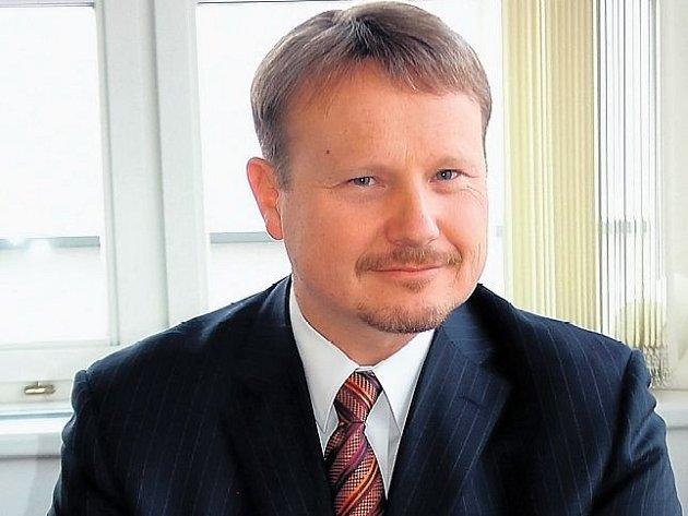 Generální ředitel pojišťovny Aviva Pavel Matoušek.