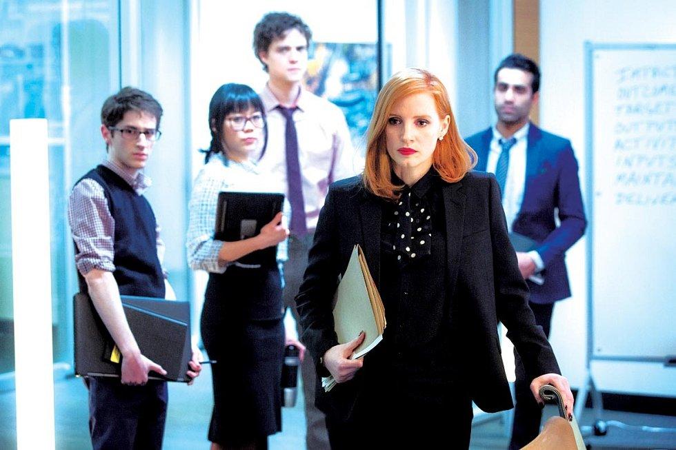 Případ Sloane - Politický thriller Johna Maddena jí nabídl roli nejvyhledávanější washingtonské lobbistky Elizabeth Sloane, která se musí postavit zatím nejsilnějšímu oponentovi.