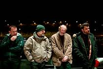 Martin Hofmann, Hynek Čermák, Martin Pechlát a David Švehlík
