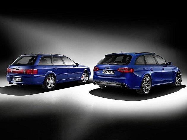 Audi RS 4 Avant Nogaro selection.