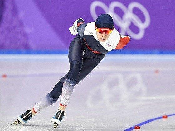 Martina Sáblíková je stále velkou medailovou nadějí české výpravy.