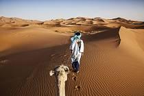 Sahara. Místo plné písku a záhad.