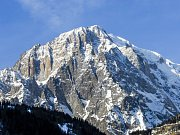 Mont Blanc z italské strany