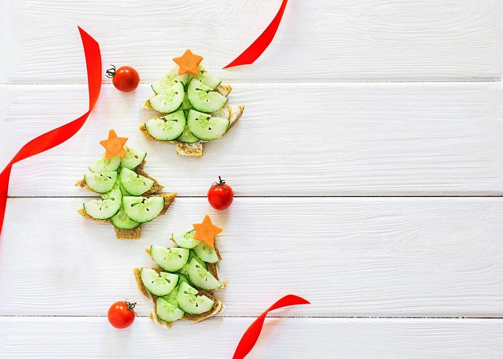 Netrváte-li na tradičních pokrmech, můžete své vánoční menu odlehčit.