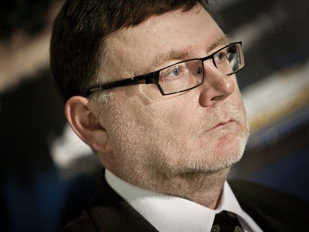 Ministr dopravy Zbyněk Stanjura.