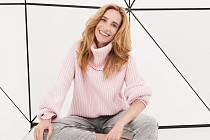 Hana Vagnerová je často obsazovanou herečkou. V populárním seriálu Lajna si zahrála postavu Denisy.