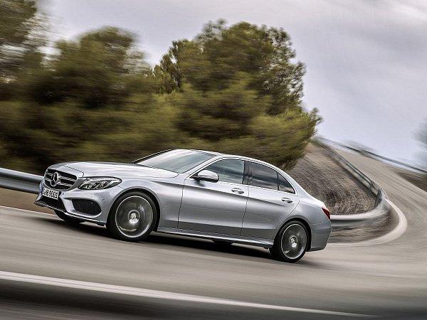 Mercedes-Benz C.